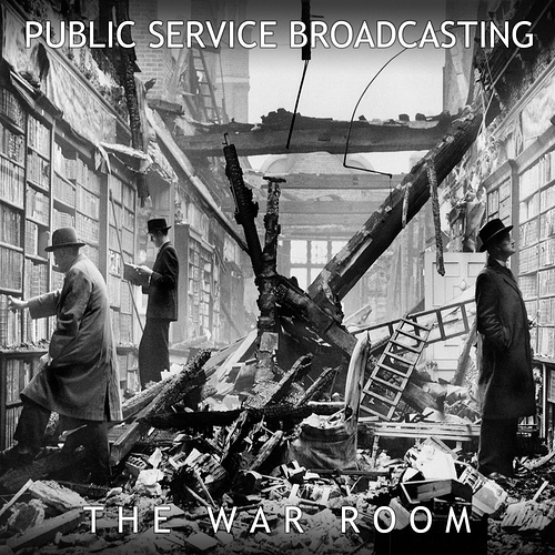 Public_Service_Broadcasting_The_War_Room_EP_1024x1024