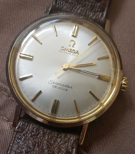 Colins Watch Front