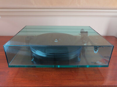 Michell-Mycro-Turntable-Rega-RB300-Arm-Audio-Technica